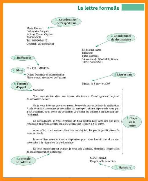Format D Une Lettre Officielle Recherche Google Lettre A Lettre En Francais Comment Ecrire Une Lettre