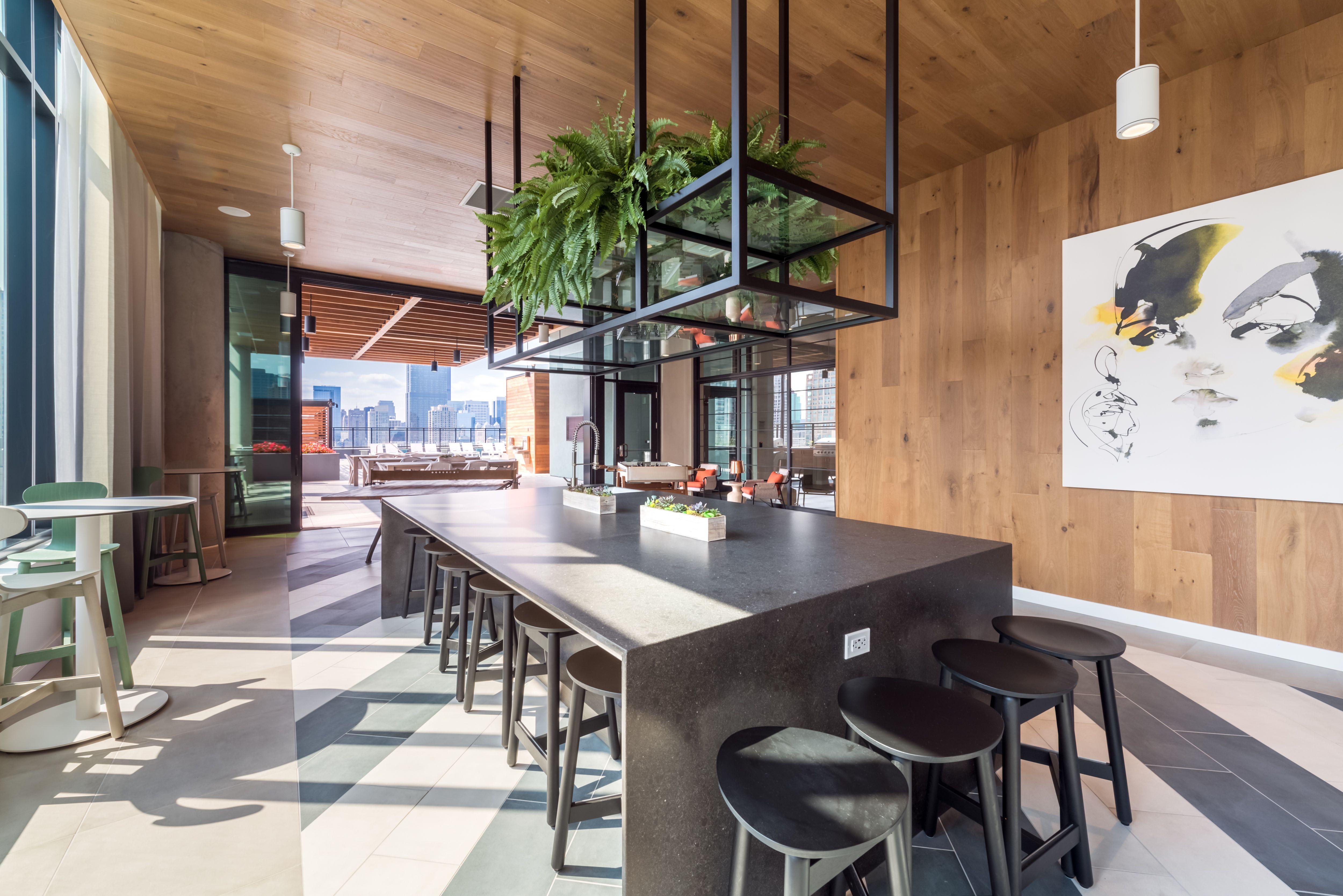 Aurélien Social Club in 2020 Fireplace seating, Luxury