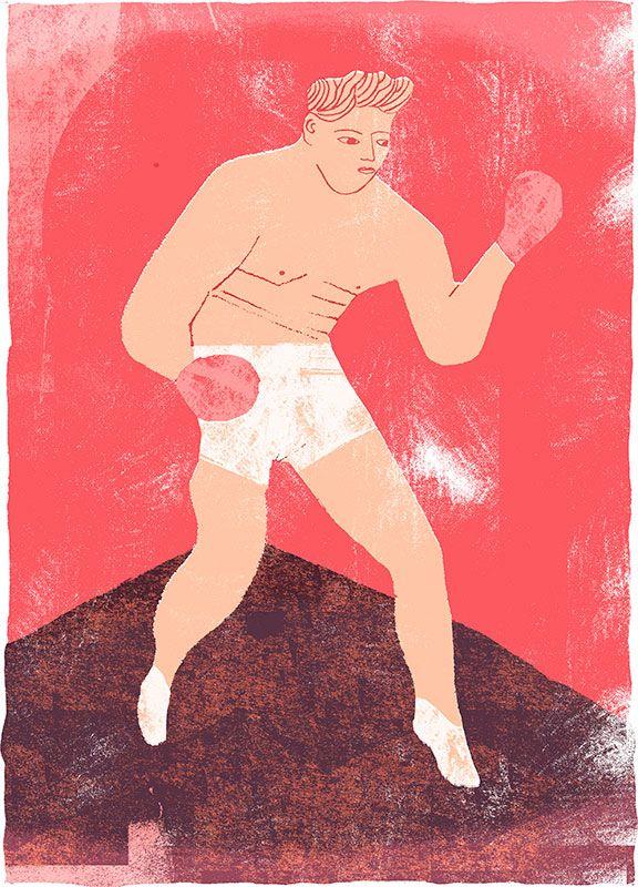 Rocky Marciano, sort of.