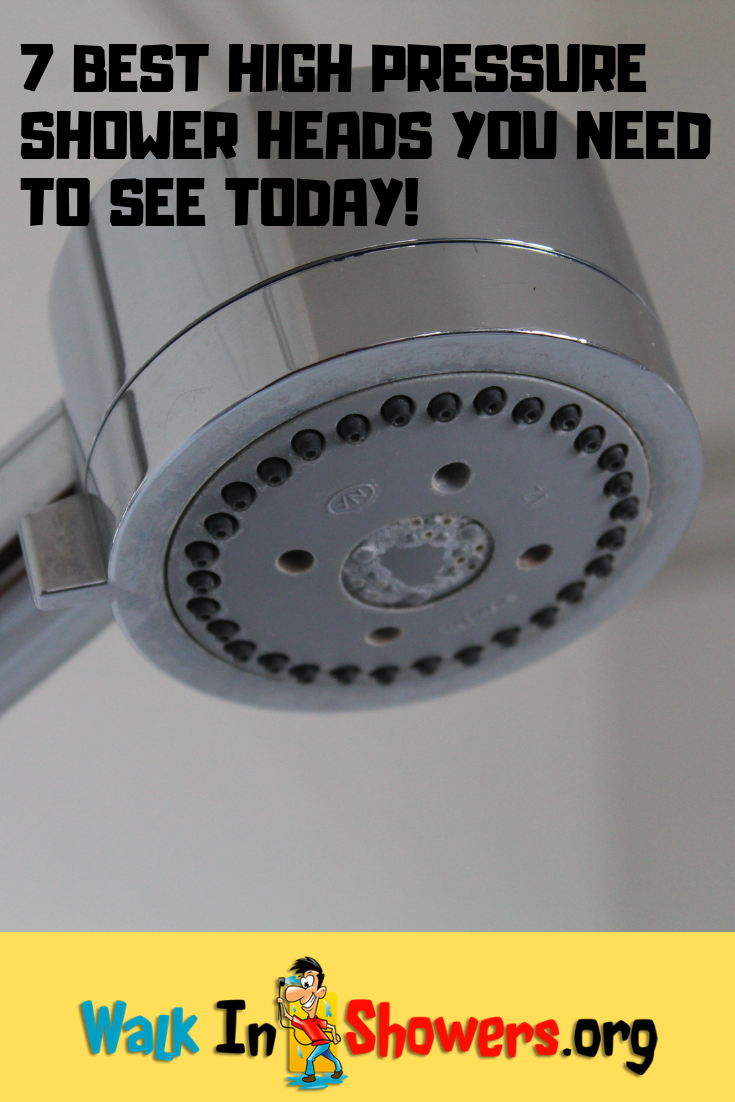 Best High Pressure Shower Head Reviews In 2020 With Images