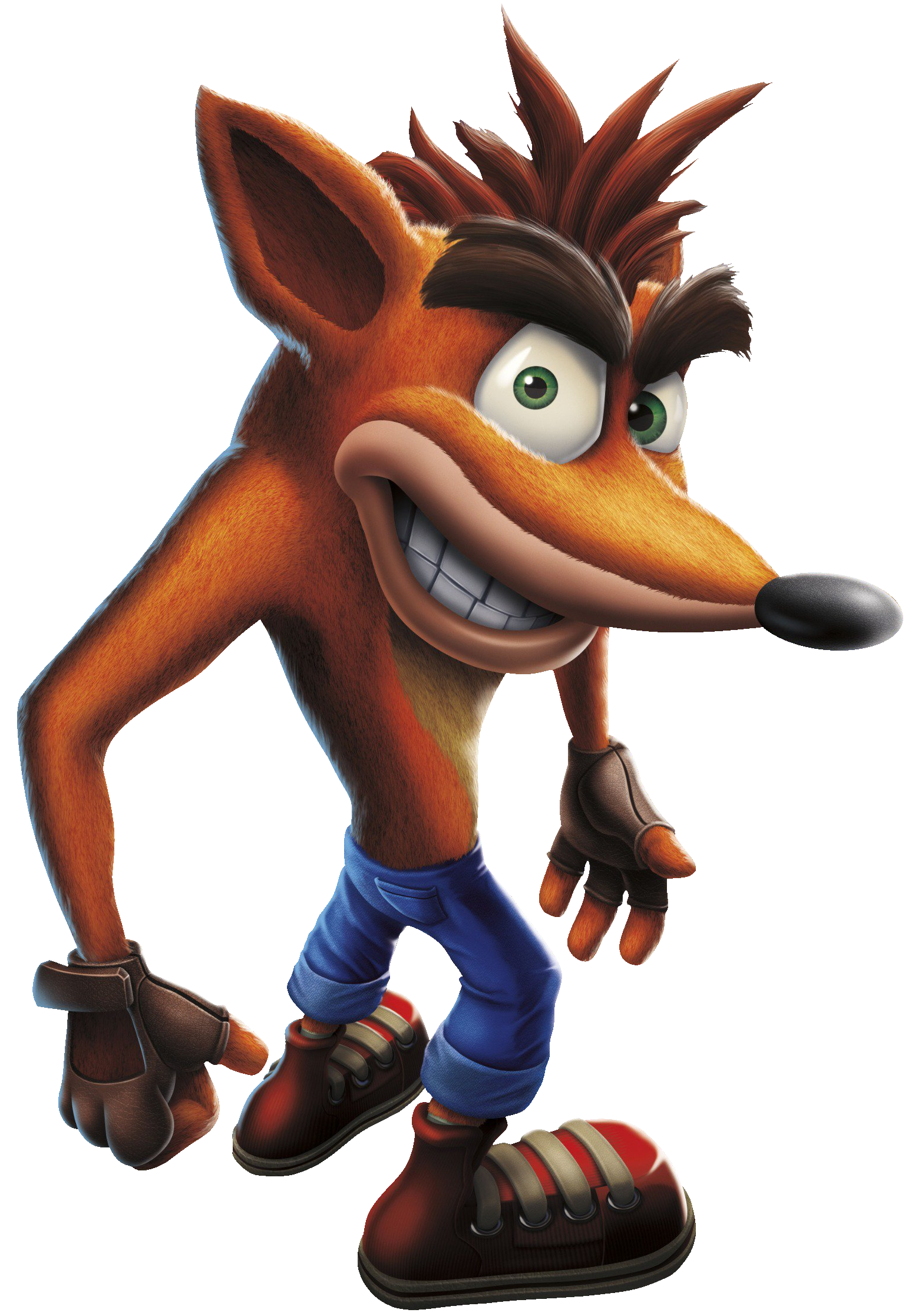 New Crash Bandicoot Game For Mobile Phones Is Out Crash Bandicoot Crash Bandicoot Tattoo Bandicoot