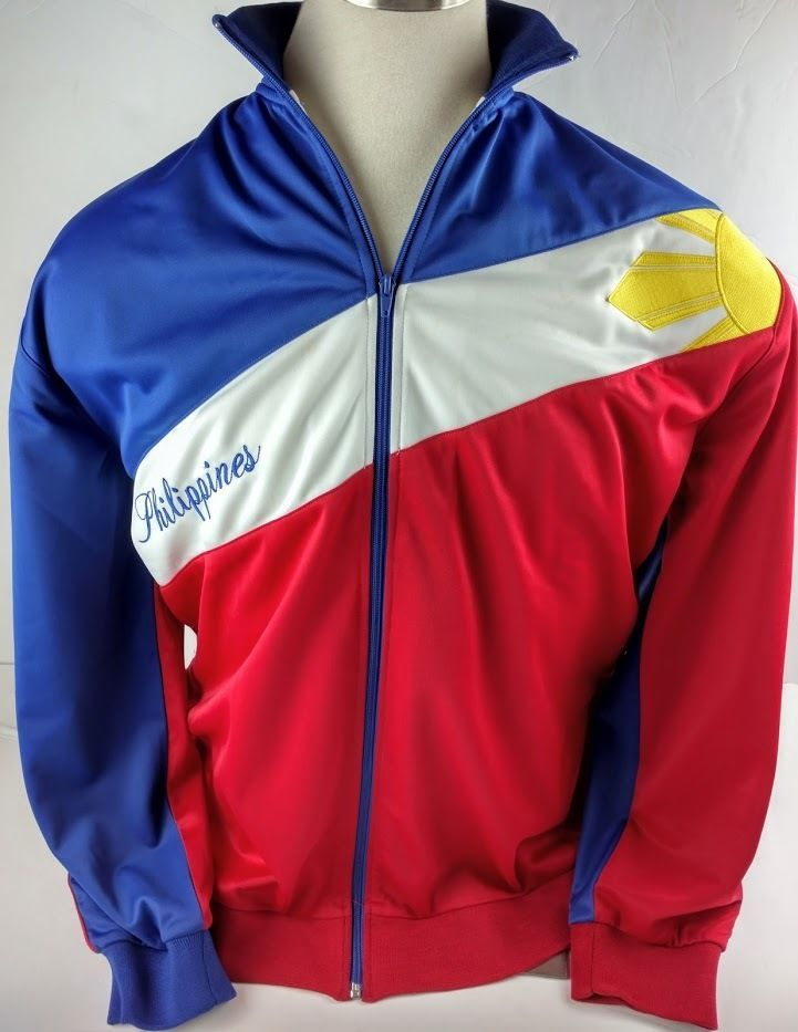 Pilipinas My Philippines Lifestyle Map Training Track Jacket Flag XL   MyPhilippines  TrackJacket 196dc3108