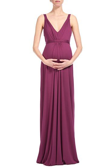 I bought this one and am crazy about it. Hurray for being pregnant so I have an excuse to wear such pretty things. Plus it's made in the USA!