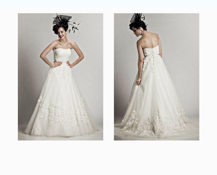 Nordstrom.com - Matthew Christopher Wedding Gowns Lookbook ...