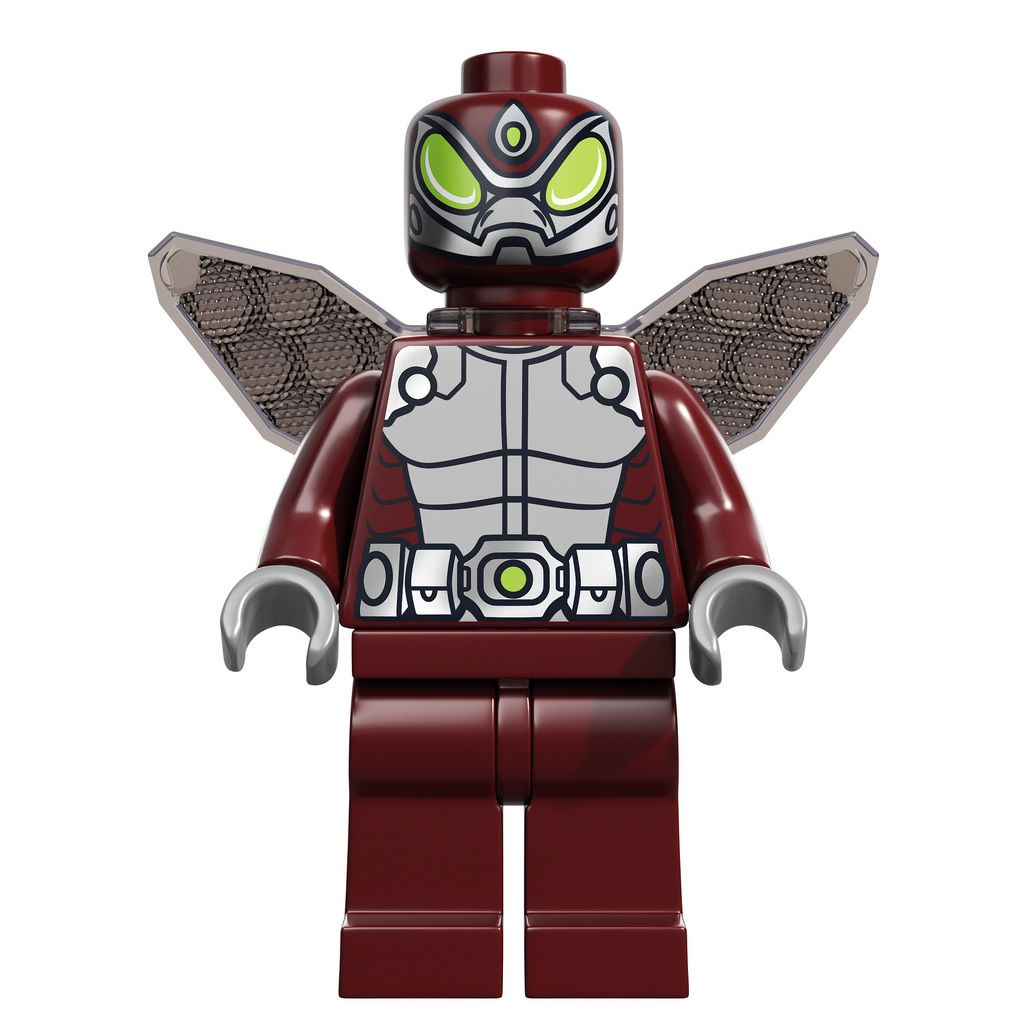 LEGO Super Heroes Marvel   Ultimate Beetle (Ultimate Spider Man)