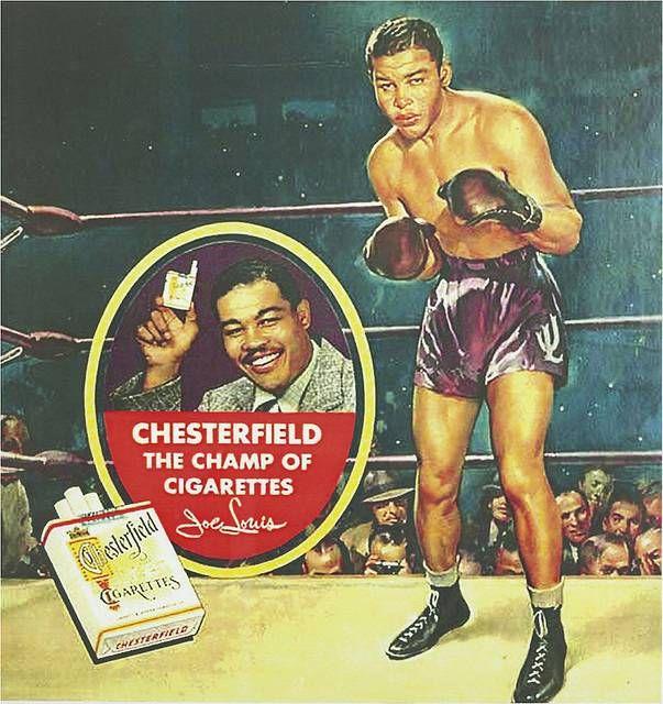Chesterfield | Tobacco retro advert