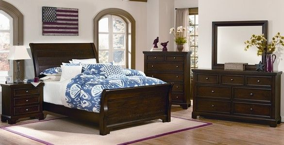 Vaughn Bassett Furniture At Holman House Furniture In Grand Junction, Co    Bedroom Furniture