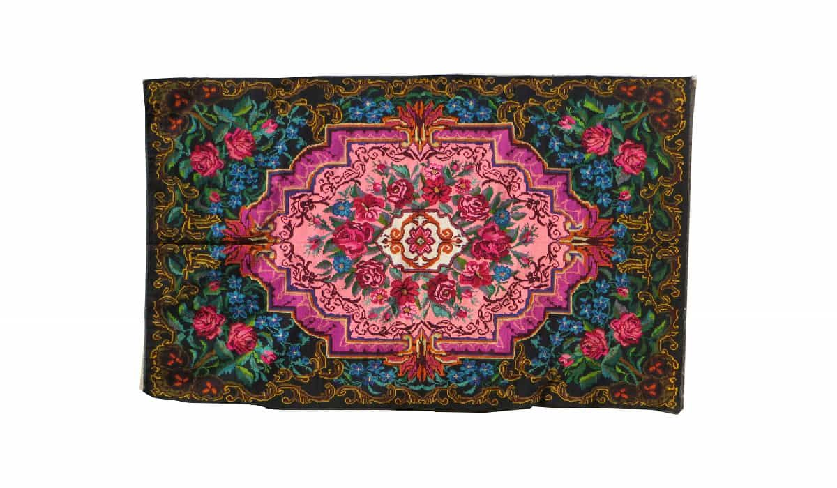 Extra Large Rugs For Living Room Online Red Rose Rug Traditional Area Antique Kilim Blue Home