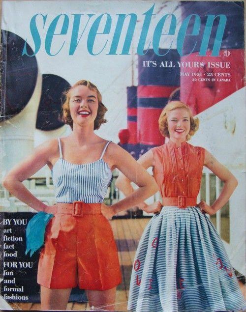 Teen clothing magazine