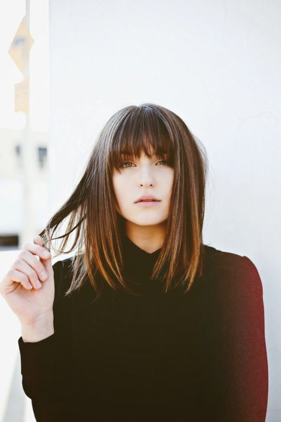 21 Beautiful Day to Night Medium Length Haircuts