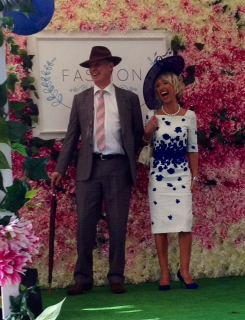 #eborfashion Thursday Ladies day Best dressed Gent Best Dressed Lady lovely! Happiness is ... a day at the races!
