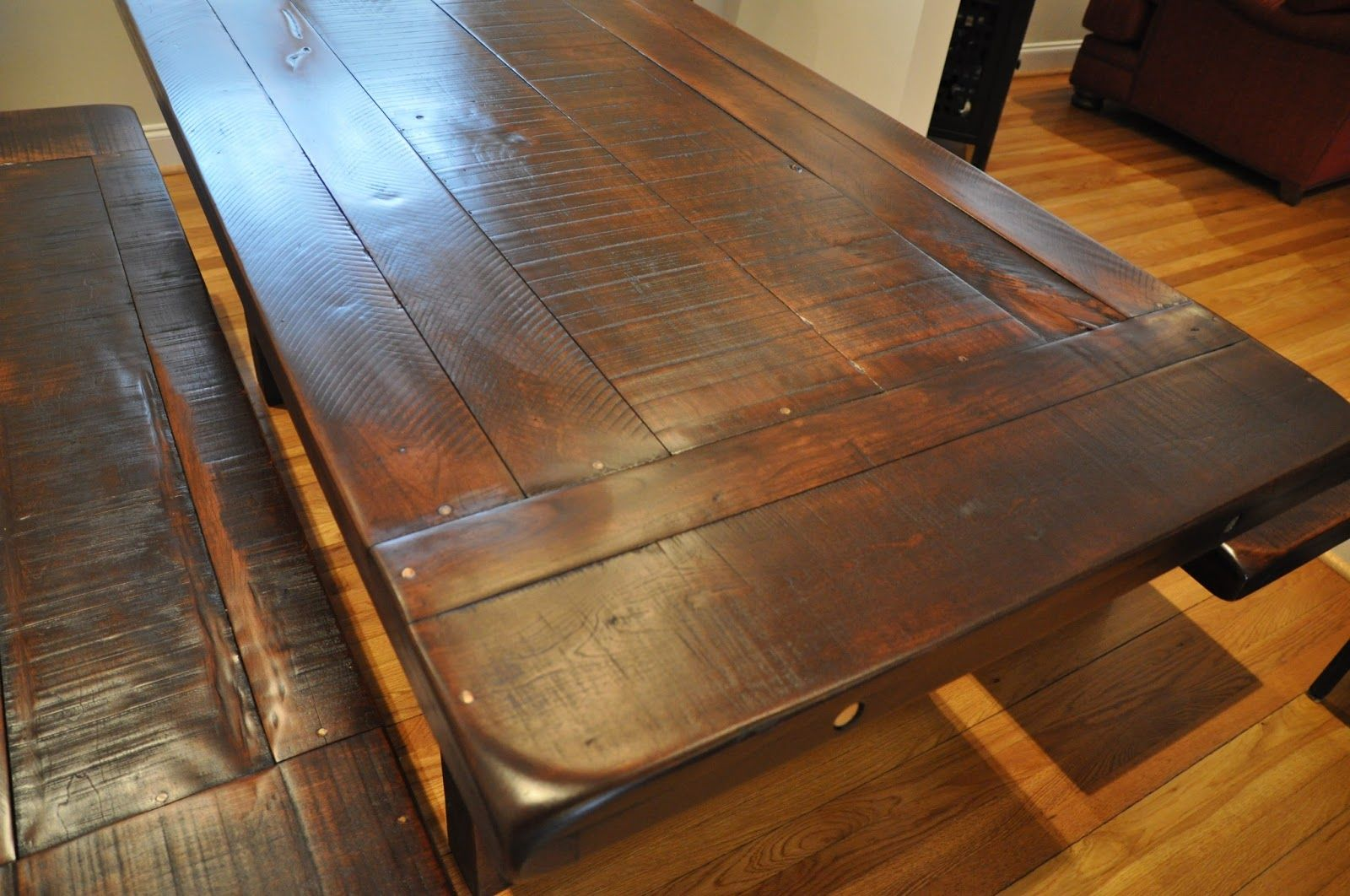 Rustic Dining Room Tables   Projects to Try   Pinterest   Dining ...