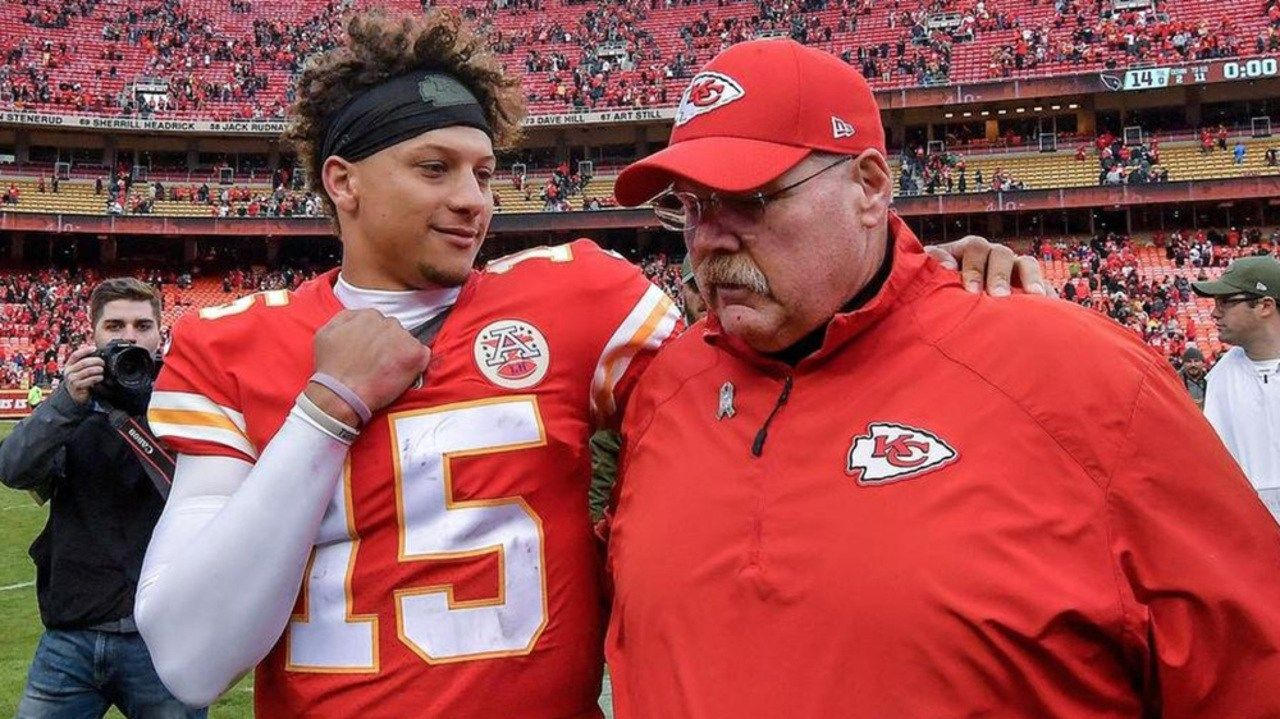 Andy Reid Undervalued Coach No More in 2020 Marvin lewis
