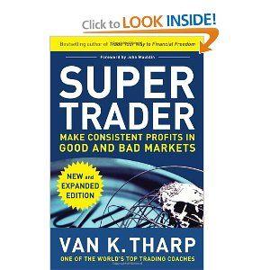 Super Trader By Van K Tharp Ebook Marketing Books Ebook