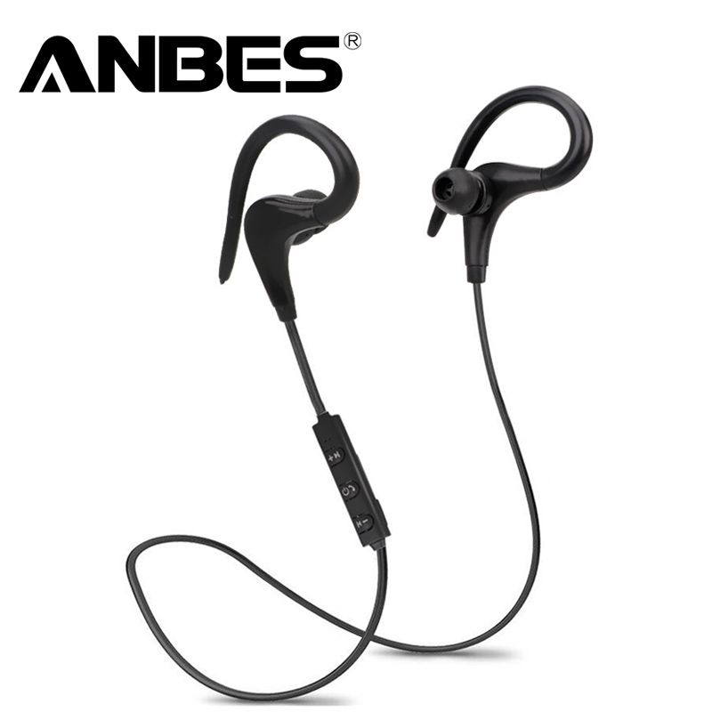 Us 3 80 Anbes Headsets Wireless Sport Bluetooth 4 1 Earphones With Mic Noise Cancelling Anbes Bluetoo Bluetooth Earphones Earphone Bluetooth Headphones