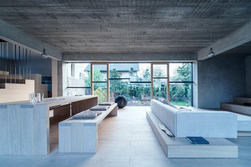 bodenbelag stein spiegel waschbecken badezimmer 20   Luxus Wohnungen ...