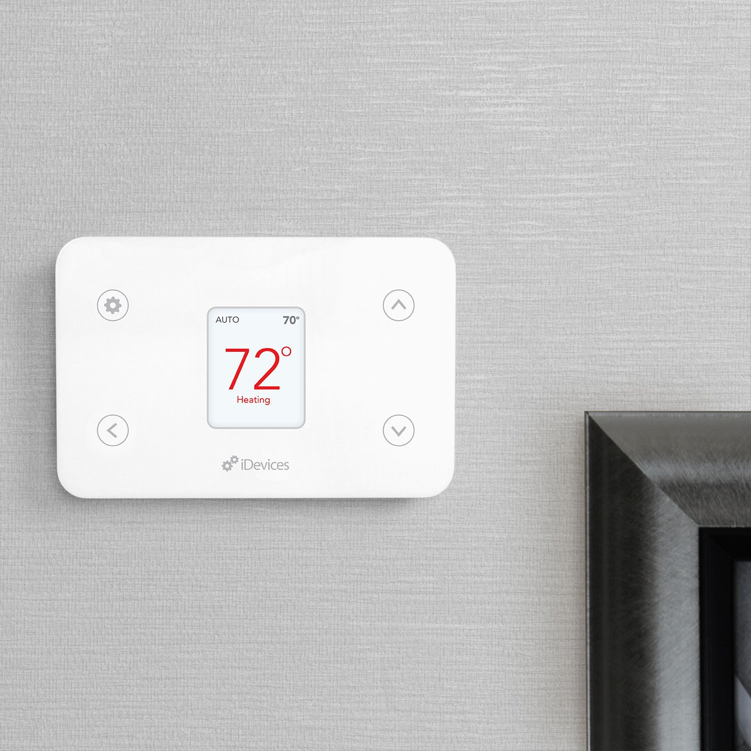 Thermostat Cover Programmable Thermostat Thermostat Cover Smart Thermostats