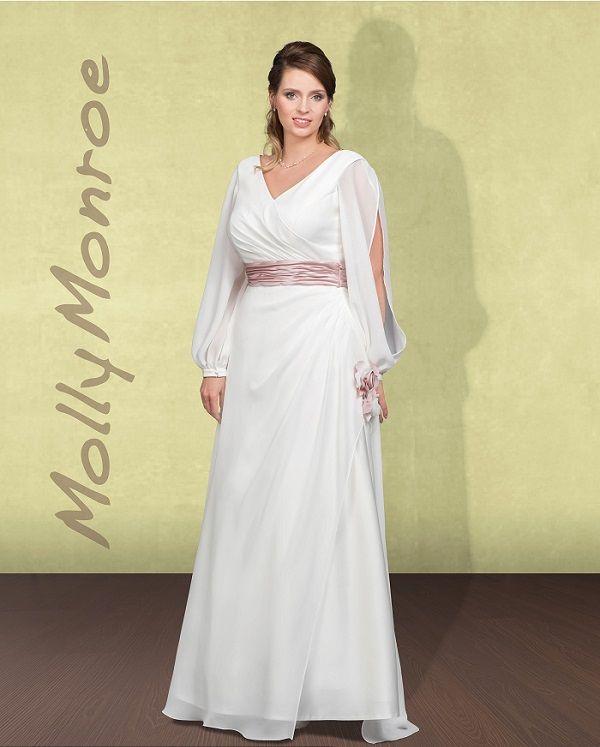 Mura I Kollektion Molly Monroe - Lohrengel: Plus Size Brautmode & XL ...