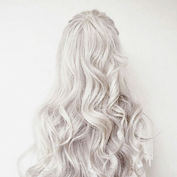 Image Result For White Blonde Hair Aesthetic Story Boards