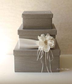 Wedding Card Box Simple Yet Elegant