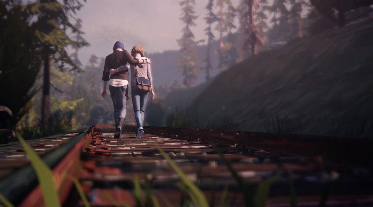 Life Is Strange Episode 2 Out Of Time Trailer Revealed Life Is Strange Wallpaper Life Is Strange Strange
