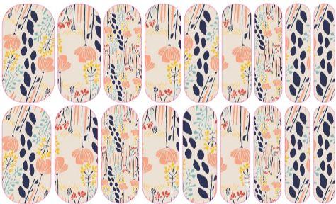nail art studio wraps!! Floral art https://amandajoyhenry.jamberry.com