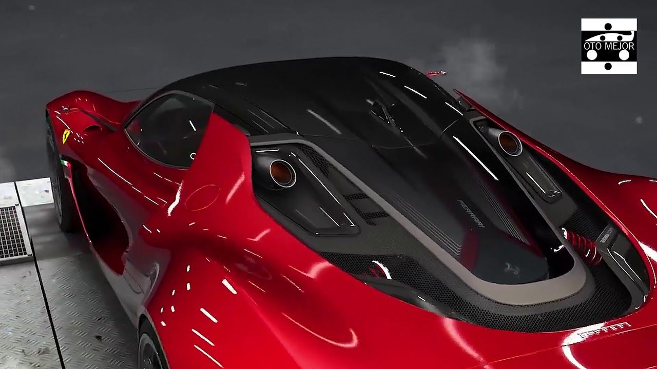 Ferrari Stallone 2021 Next Year Sport Car Concept Generation Youtube In 2020 Ferrari Sports Cars Car