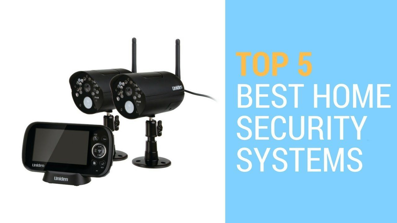Top 5 Best Home Security Systems Reviews 2017, Cheap Guardian Home Secur.