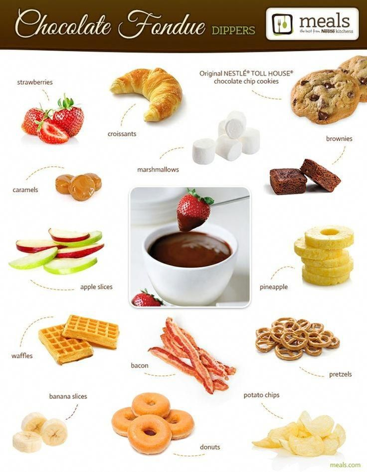 Spanish Hot Chocolate Clean Eating Snacks Recipe Fondue Dinner Fondue Dippers Fondue Party