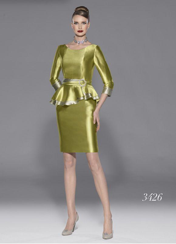 Modelo 3426 de Teresa Ripoll   traje de fiesta o madrina   colección 2014-2015