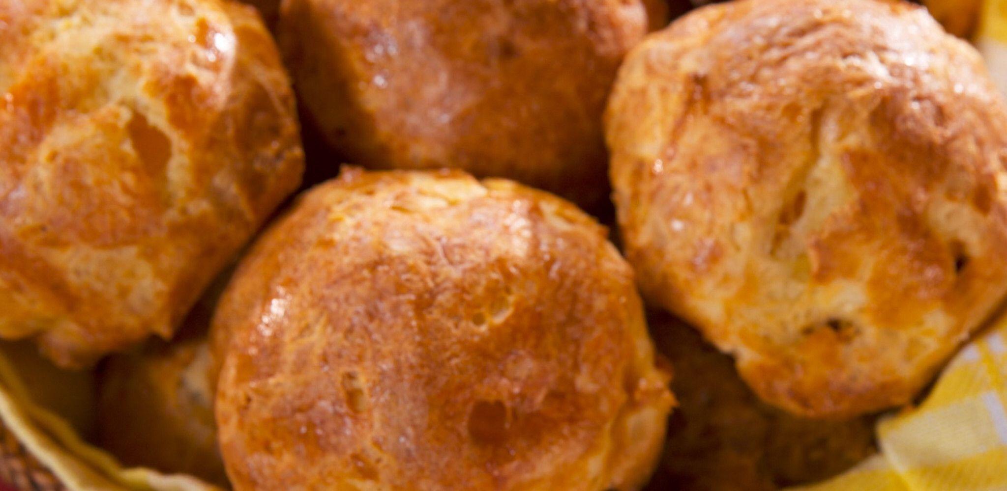 Cheesy Puffs Recipe Food network recipes, Food