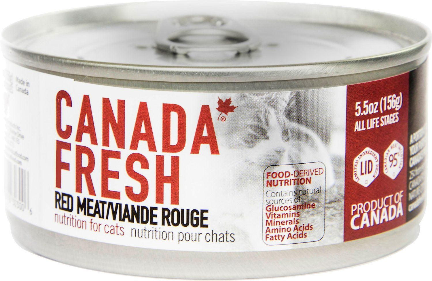 Canada Fresh Red Meat Canned Cat Food Canned cat food