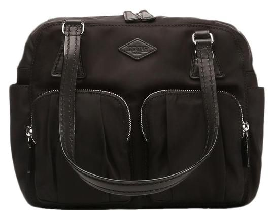 5aa279814d MZ Wallace Small Roxy Black Nylon Shoulder Bag. Get one of the hottest  styles of