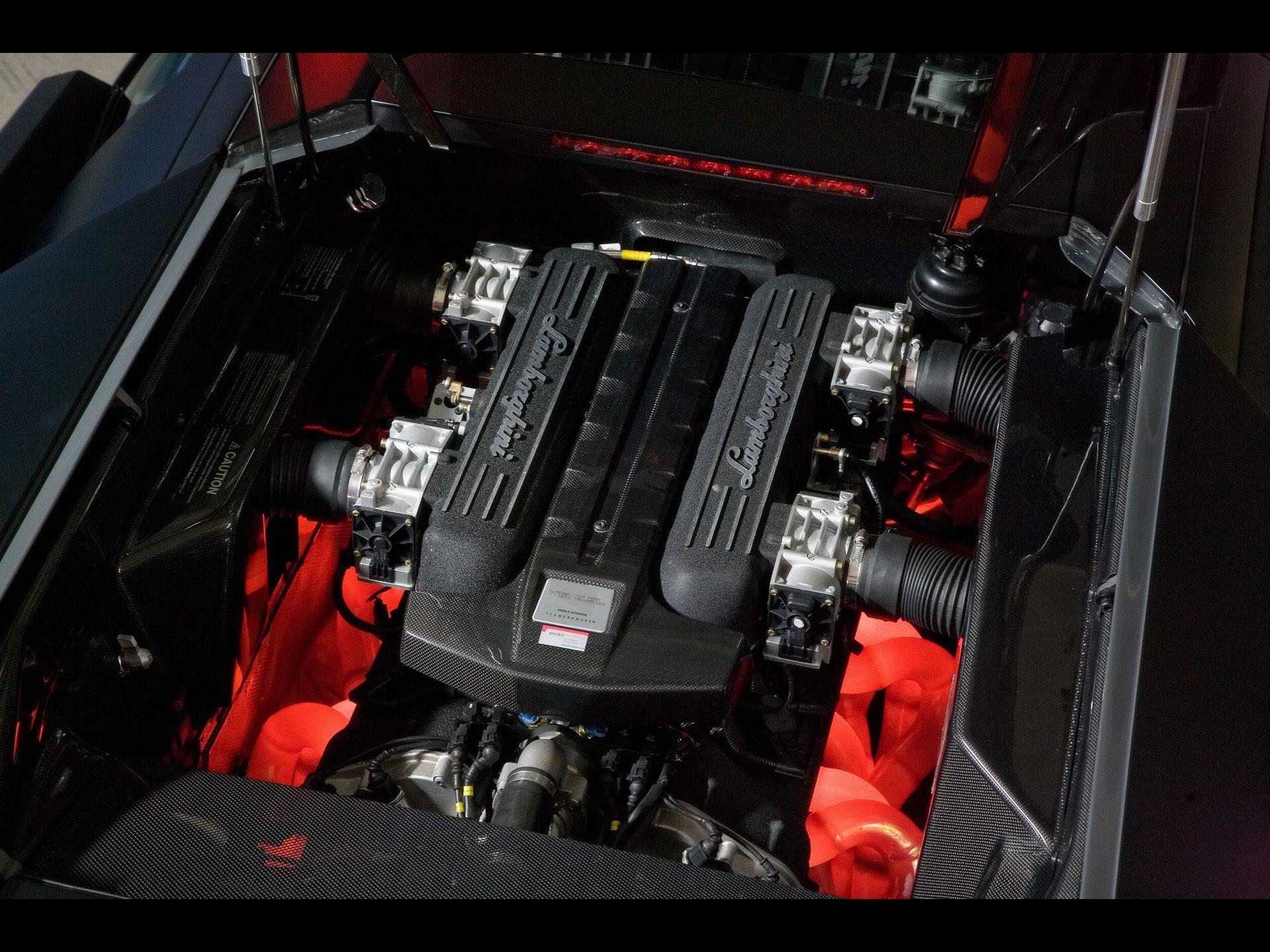 Engine Wallpaper Lamborghini Lamborghini Engine Supercar Design