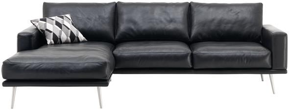 Modern Chaise Sofas Quality From Boconcept Sofa Design