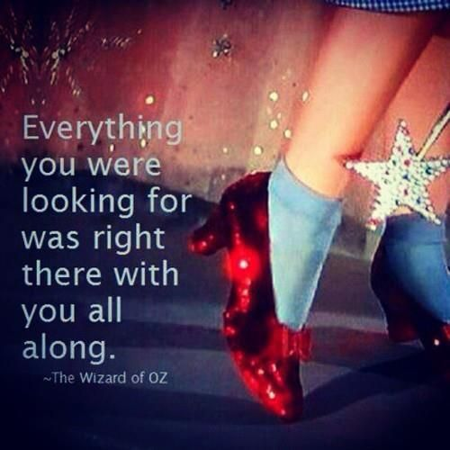 Beautiful Wizard Of Oz