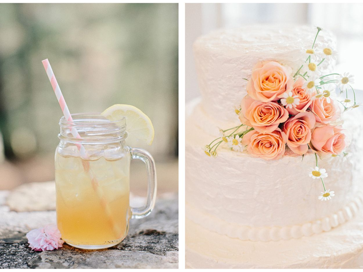 Real Wedding: Alicia + Sammy | Simply Charming Socials | Photography: Amy Arrington Photography