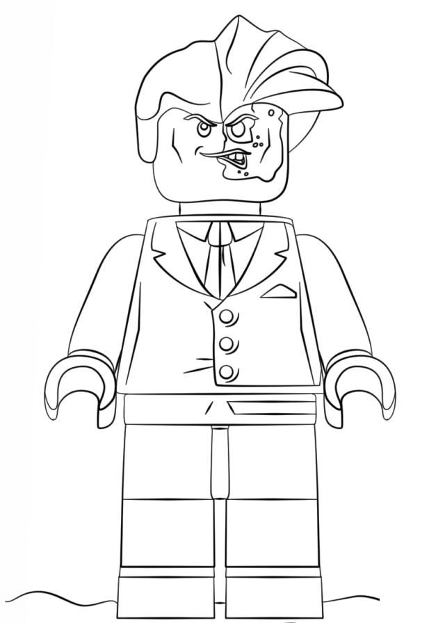 The Lego Batman Movie Coloring Pages | Batman birthday | Pinterest ...