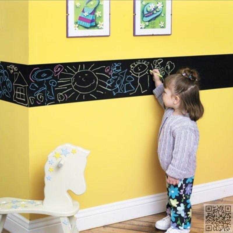 6. #Write on the Walls! - 7 #Creative Kids\' Room Ideas ...