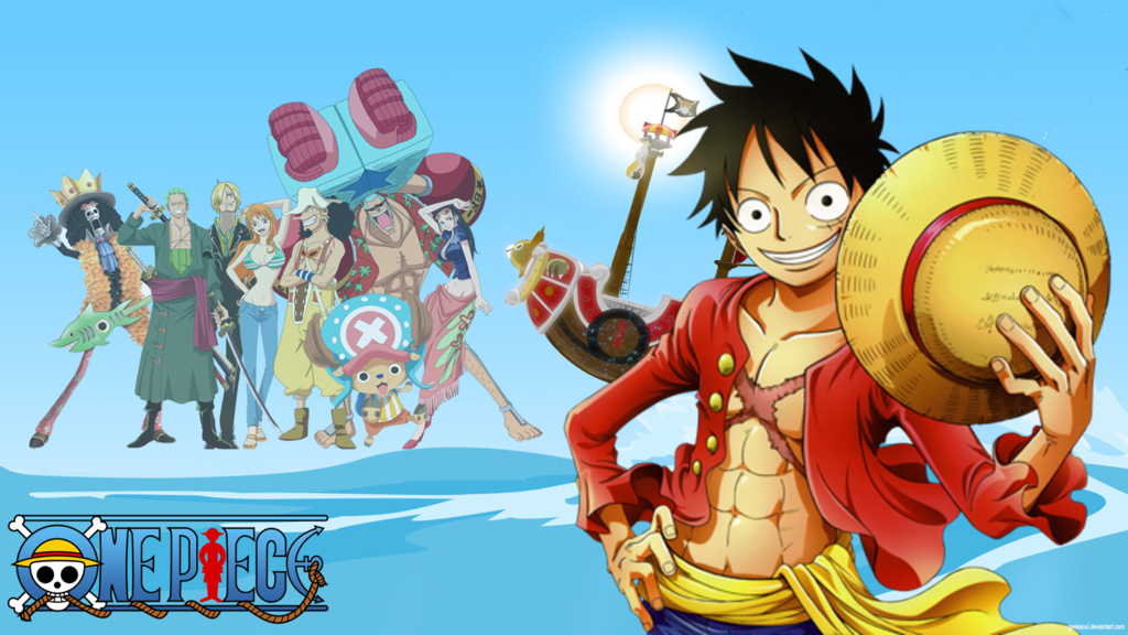 Wallpaper One Piece Hd 1366x768 Anime Hd Anime Wallpapers Popular Anime