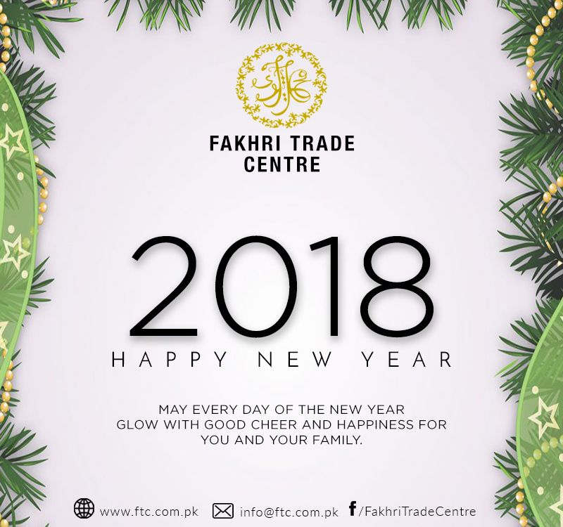May every day of the New Year glow with good cheer and happiness for ...