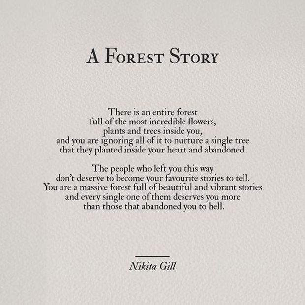 50 Best Nikita Gill Quotes + An Exclusive Interview On Her Book 'Fierce Fairytales'