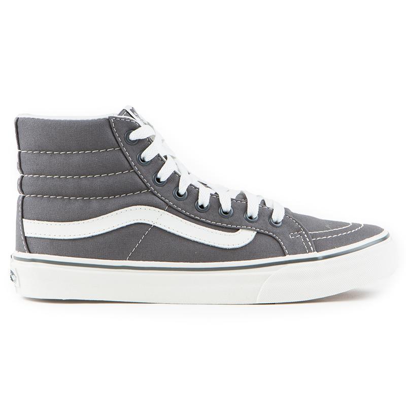 5459c2298990a8 Vans Classics Sk8-Hi Slim Womens Shoes