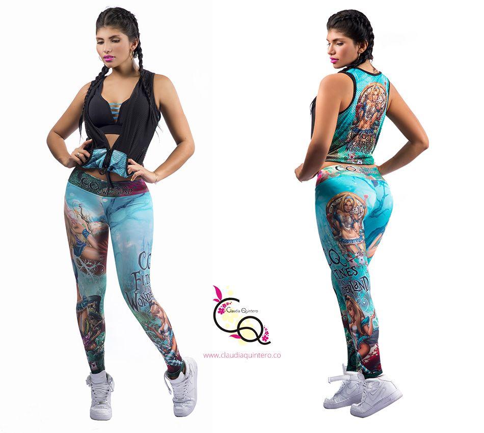 Tienda Online Ropa Deportiva Colombiana para Mujer en 2019 ... d6864b2ce52de