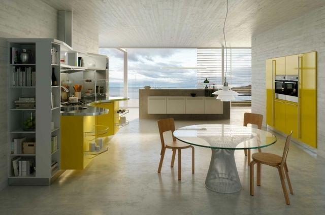 Küche Fronten Einbaugeräte Fronten Hochglanz