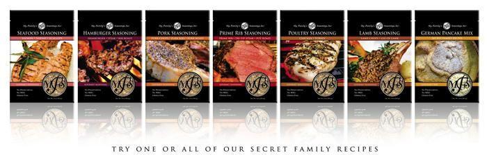 My Familys Seasonings, Inc.