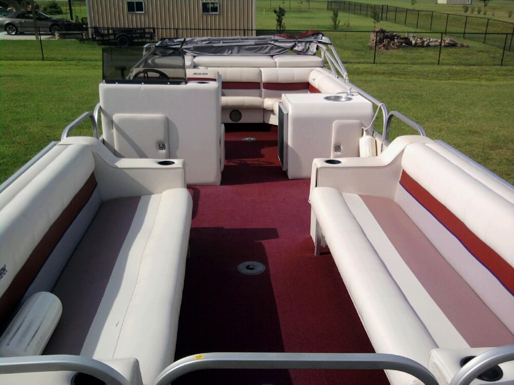 Monark Pontoon Boat Seats Bing Images