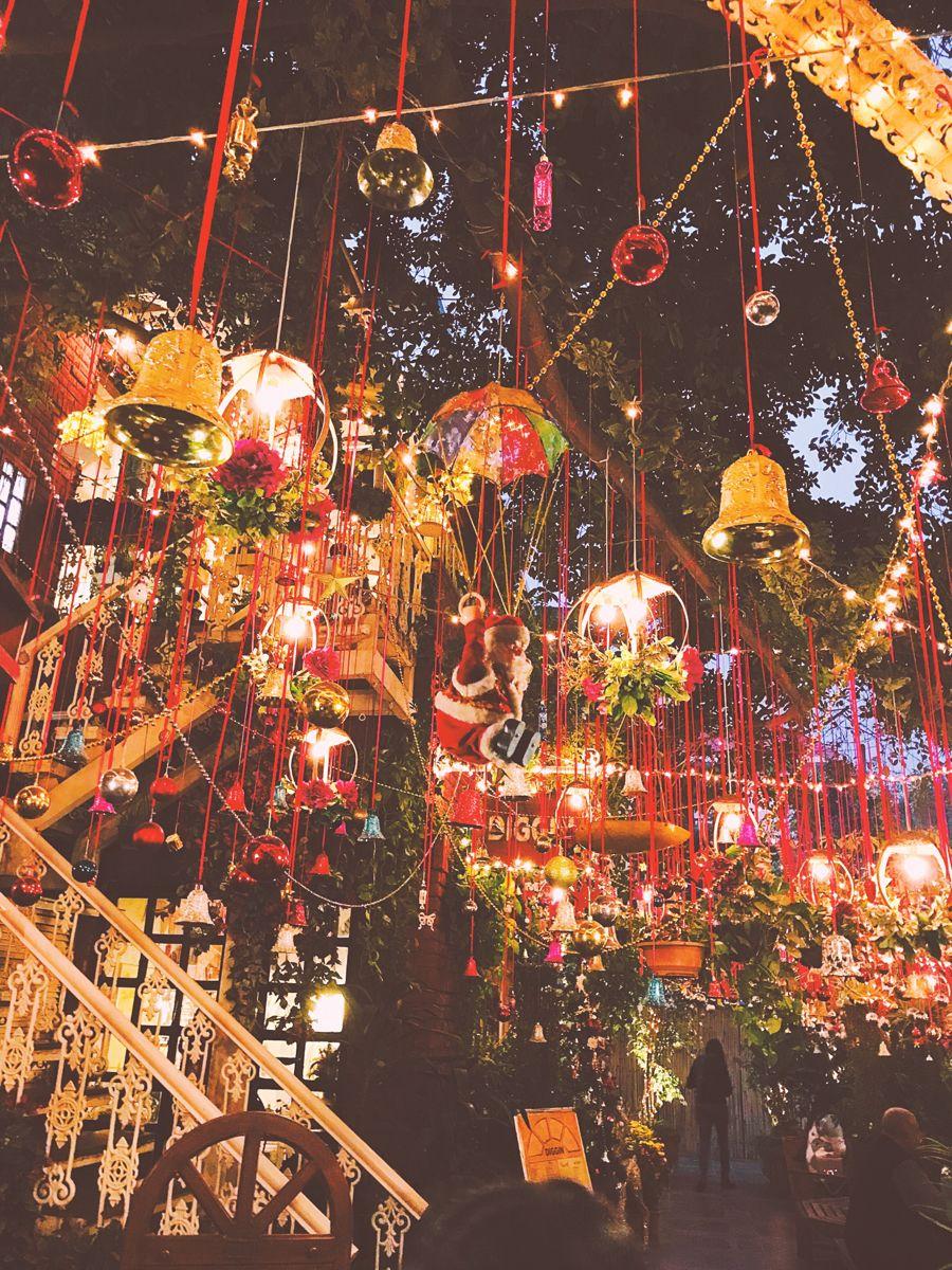 #christmas #christmasdecor #photography #christmasornaments #bright #lights