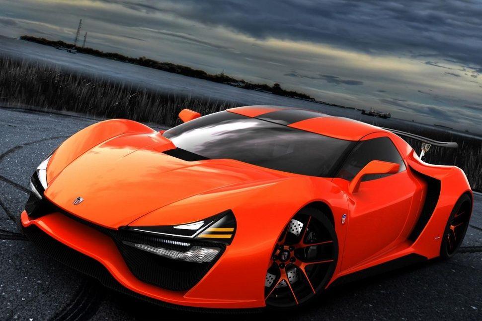 2017 Trion Nemesis Trion, New sports cars, Super cars