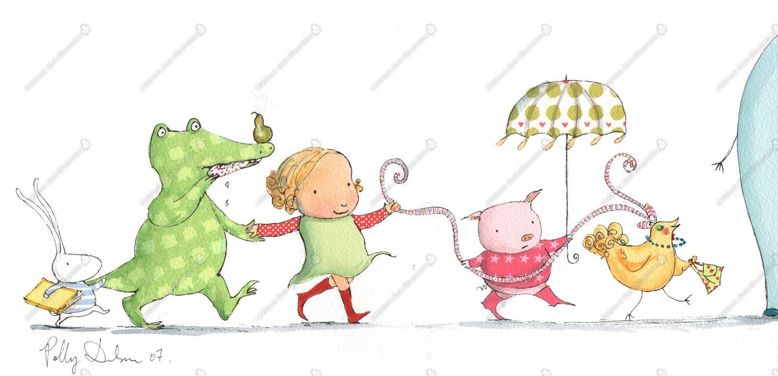 children's book illustrations | Please note that Children ...